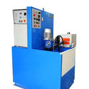 Induction Hardening Machine for Fly Wheel Rings