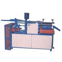 Semi Automatic Parallel Paper Tube Winding Machine