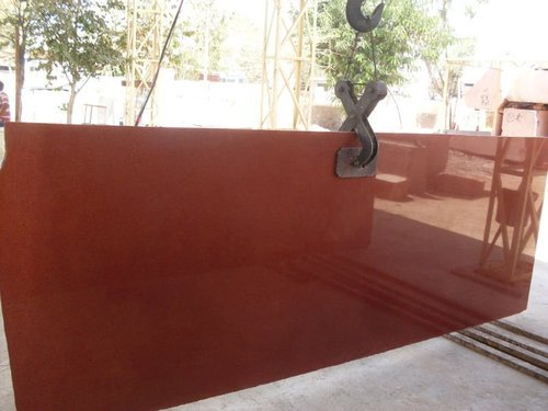 Granite Stones Lakha Red Granite Slab Manufacturer From