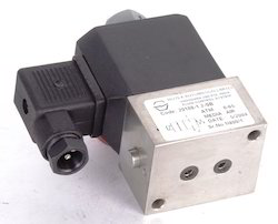 2 Port Sub Base Mounted Solenoid Valve