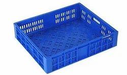 Plastic Bakery Crates