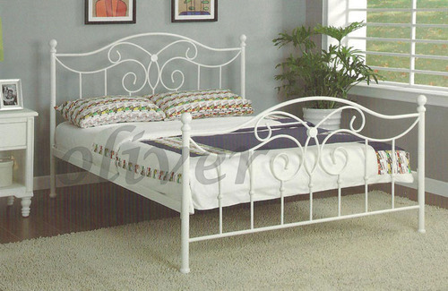 flaunting canopy this iron collect beds bedrooms decorative wrought idea bed stunning