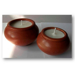 Claypot 4 Candle