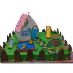 Doll House Cake थ म क क Muscovado Cakes N Chocolates New