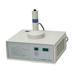 MAHARANI Electric Induction Cap Sealing Machines, Packaging Type: Vat Selling Machine, Automation Grade: Semi Automatic