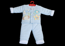 Baby Quilted Suit