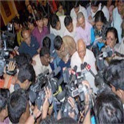 Press Meet, west bengal