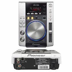 Pioneer- CDJ-200 Pro- CD-MP3-Player