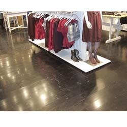Glossy Wood Flooring