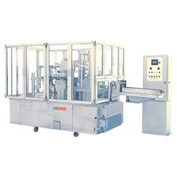 Uflex Pick Fill Seal Machine