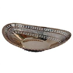 Copper Bread Basket