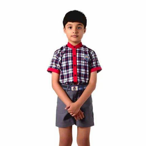 fab2002523c8 Cotton K V Summer Uniform