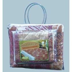 Handle Zipper  Bag