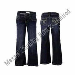 Lycra Basic Denim Jeans