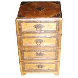Iron Worked Chest Drawers