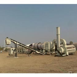 Hot Asphalt Mix Equipment