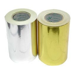 Self Adhesive Metallic Materials