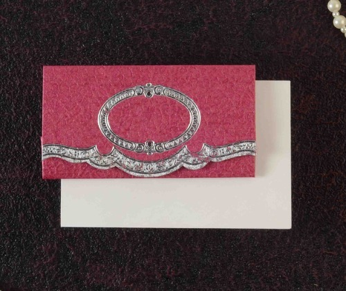 Wedding Card (Pink)