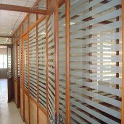 Office Passage Area