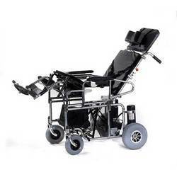 Reclining And Tilt In Space Wheelchair