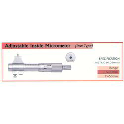 Adjustable Inside Micrometer