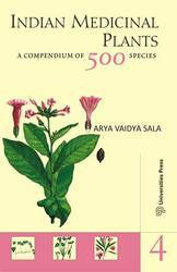 Indian Medicinal Plants A Compendium of 500 Species