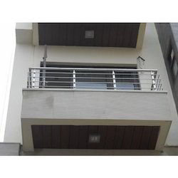 Boundary Wall Railing