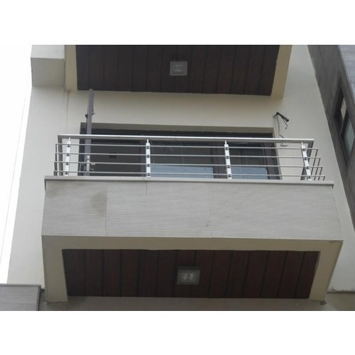 Stainless Steel Boundary Wall Railing Rs 350 Meter Keddy Concept