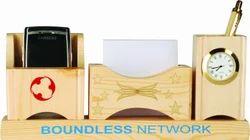 Wooden desk organizer12