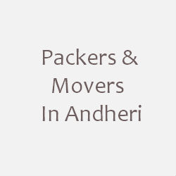 Packers & Movers Andheri