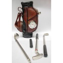 Golf Pen Set with Watch