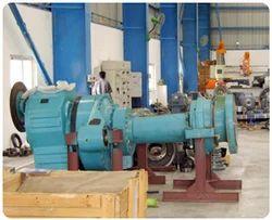 Wind Turbine Generator Gearbox Received For Repair Work