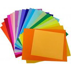 we offer a superior range of color paper that is available in various vibrant colors these papers are used for different applications such as stationery - Color Papers