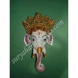 Meena Ganesh Face Painting