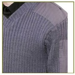 Pullover with Pen Pockets