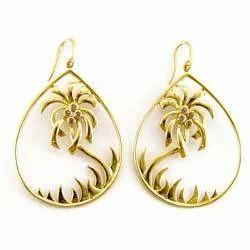 Yellow Gold Earring Pile Sone Ki Kan Ki Bali Manufacturers Suppliers