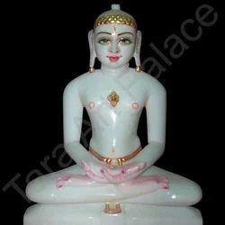 Mahavir Marble Statue