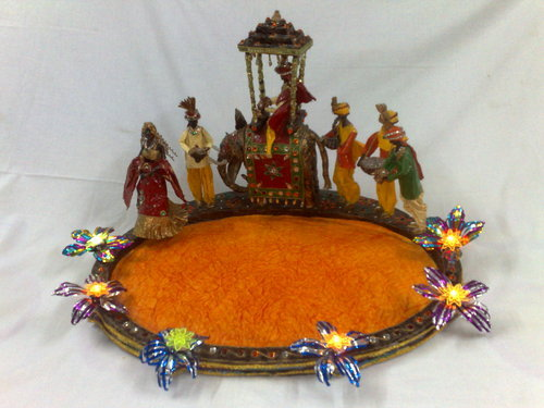 Wedding tray borivali west mumbai decorative tray id 1942105591 wedding tray junglespirit Images