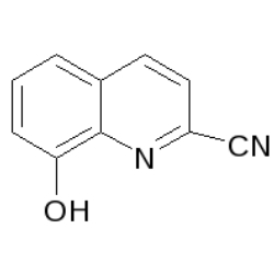 8 Hydroxy Quinoline 2 Carbonitrile