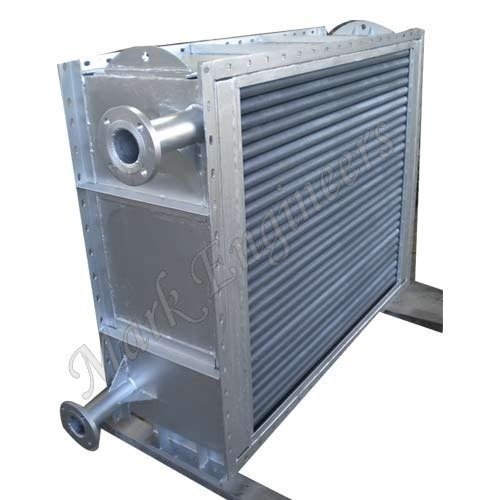 Heat Ex-changer For Chemical Dryer