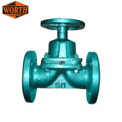 CI Diaphragm Valves