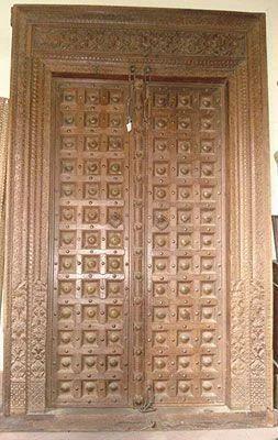 Teak Wood Doors Teak Wood Doors Exporter From Udaipur