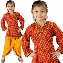 Kids Angarakha Dhoti