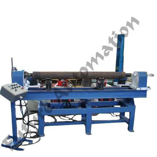 Conveyor Roller Welding Automation