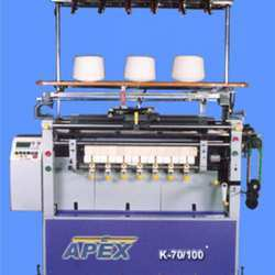 Fully Automatic Flat Bed Knitting Machines