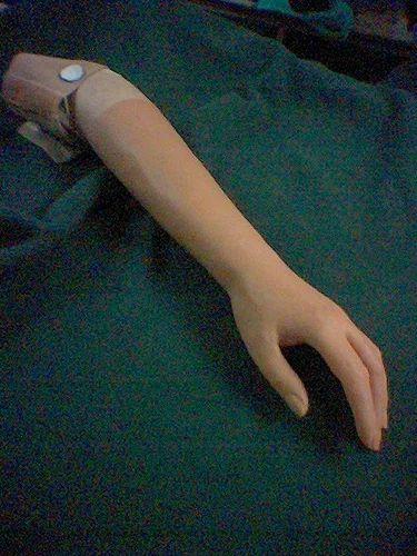 Passive Hand