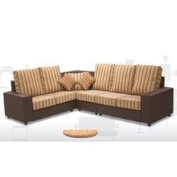engaged in trading and supplying a wide assortment of corner sofa sets