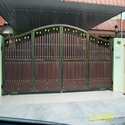 Home Design Gate Ideas: Fabricated Gates And Window Grills Manufacturer