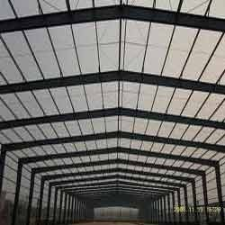 Pre-Fabricated Factory Sheds