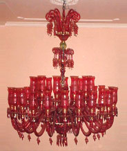 Chandelier Lamp Shade - Suppliers & Manufacturers in India